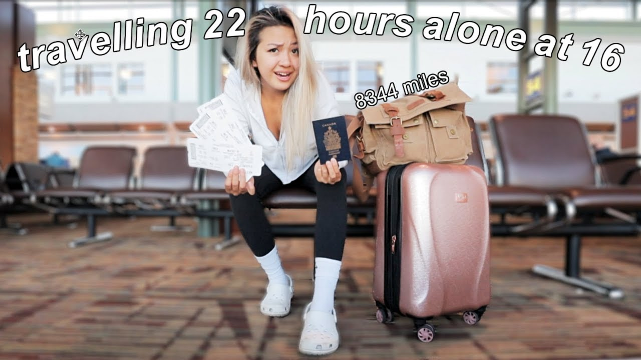 travelling to bali alone at 16 (trying to not get kidnapped??)