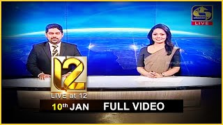 Live at 12 News – 2021.01.10 Thumbnail
