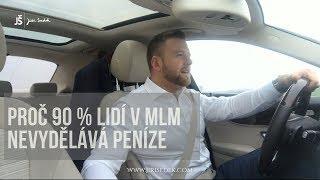 Proč 90 % lidí v MLM nevydělává peníze