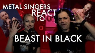 Vocal Coaches React to Beast in Black
