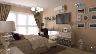 видео Лучшая сплит система: как выбрать в квартиру по площади, производительность
