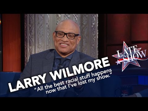 "Larry Wilmore: ""All the Best Racial Stuff Happens Now That I've Lost My Show"""