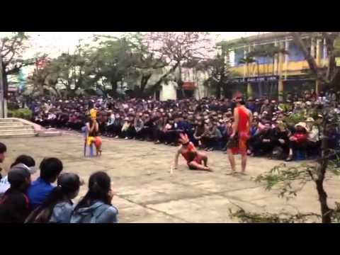 Hoạt cảnh văn học lớp 10/1 trường THPT Sào Nam,Duy xuyên