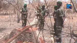 Journée mondiale de l'Environnement / le Colonel Baïdy Ba dénonce énergiquement et déclare la guerre
