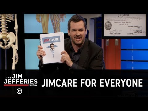 Jimcare for Everyone - The Jim Jefferies Show