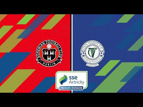 Premier Division GW10: Bohemians 4-0 Finn Harps