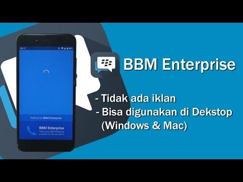 Review Aplikasi BBM Enterprise - Aplikasi Resmi Pengganti BBM