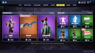 NOUVEAU-Bubblegum Wrap - Kuno Skin Back! Fortnite Item Shop 14 mai 2019