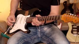 2014 Fender Stratocaster Custom Shop '64 Heavy Relic, L-Series - black, Part2