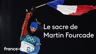 JO 2018 : revivez le sacre de Martin Fourcade