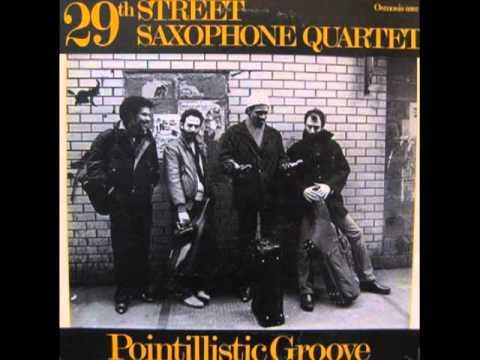29th street saxophone quartet # love for sale