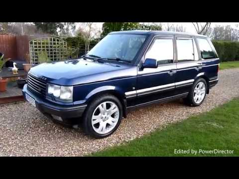 Video Review of 2001 Land Rover Range Rover For Sale SDSC Specialist Cars Cambridge UK