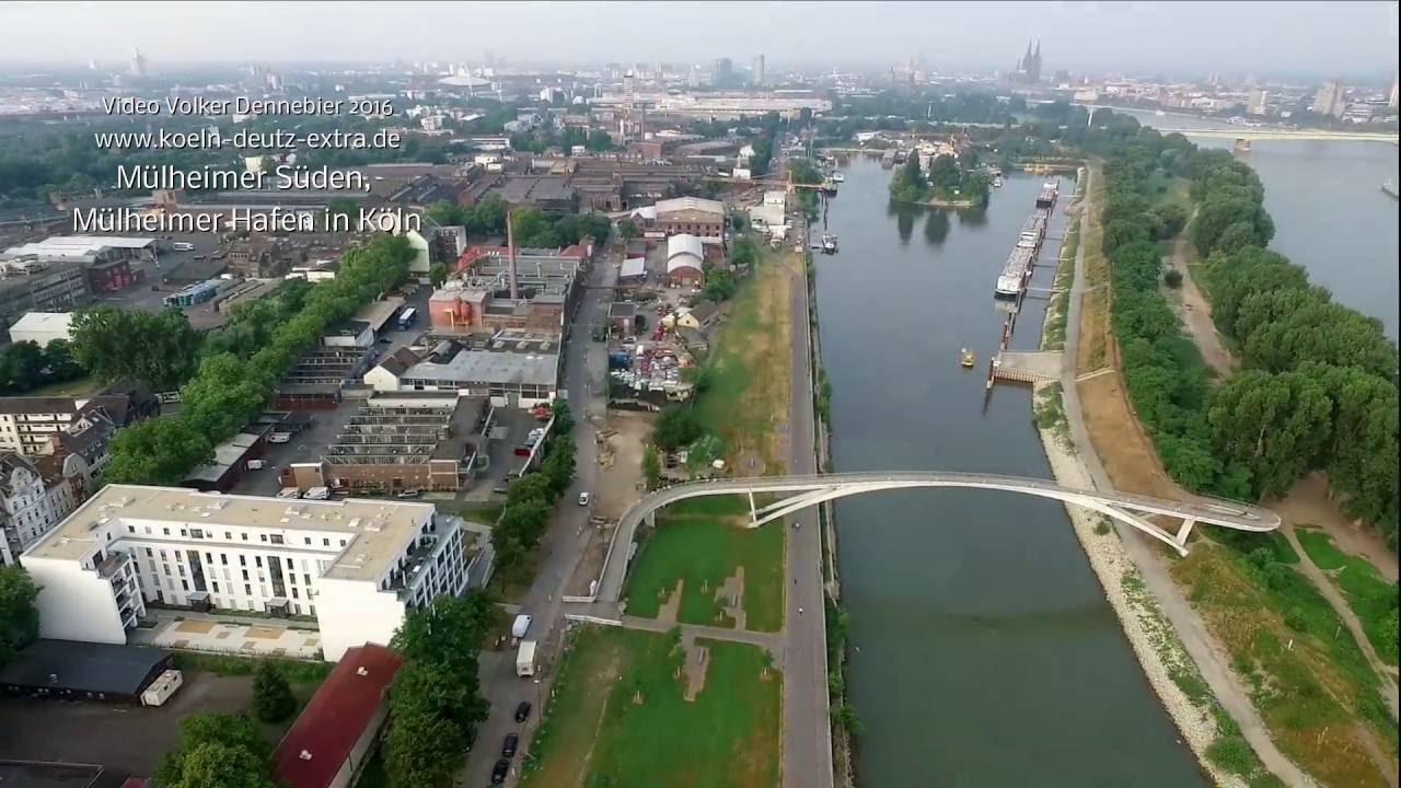 Hafen Köln Mülheim