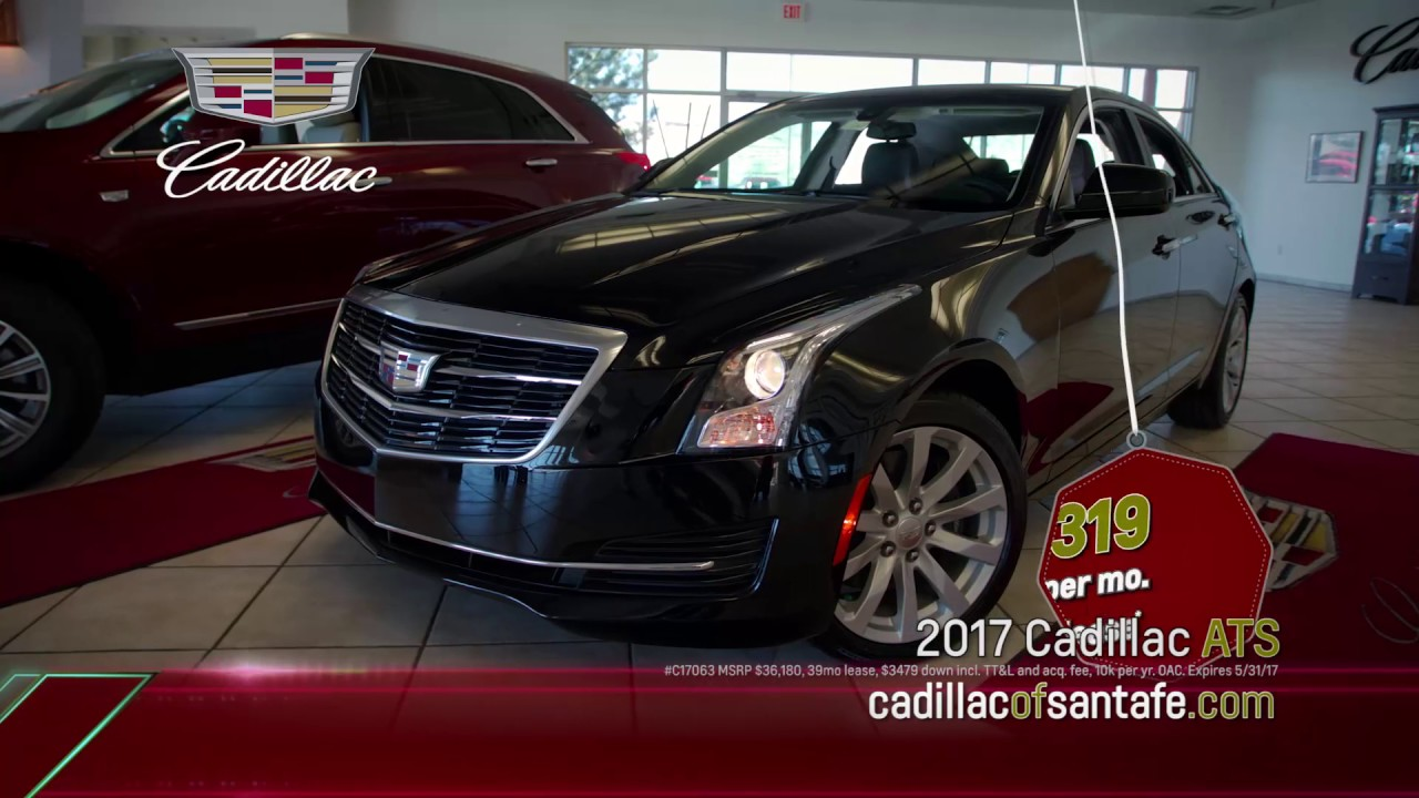 lease drivethroughsummer lafontaine at specials ats cadillac watch
