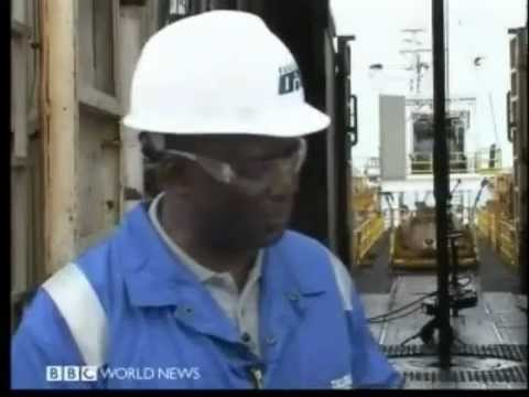 Ghana's Newly Discovered Oil Industry and Building of Refinery (Injection of Gas)