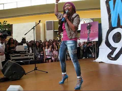 Charice ''Pyramid'' @ Serramonte Mall 05/07/2010 - Full Performance Part 3 of 3