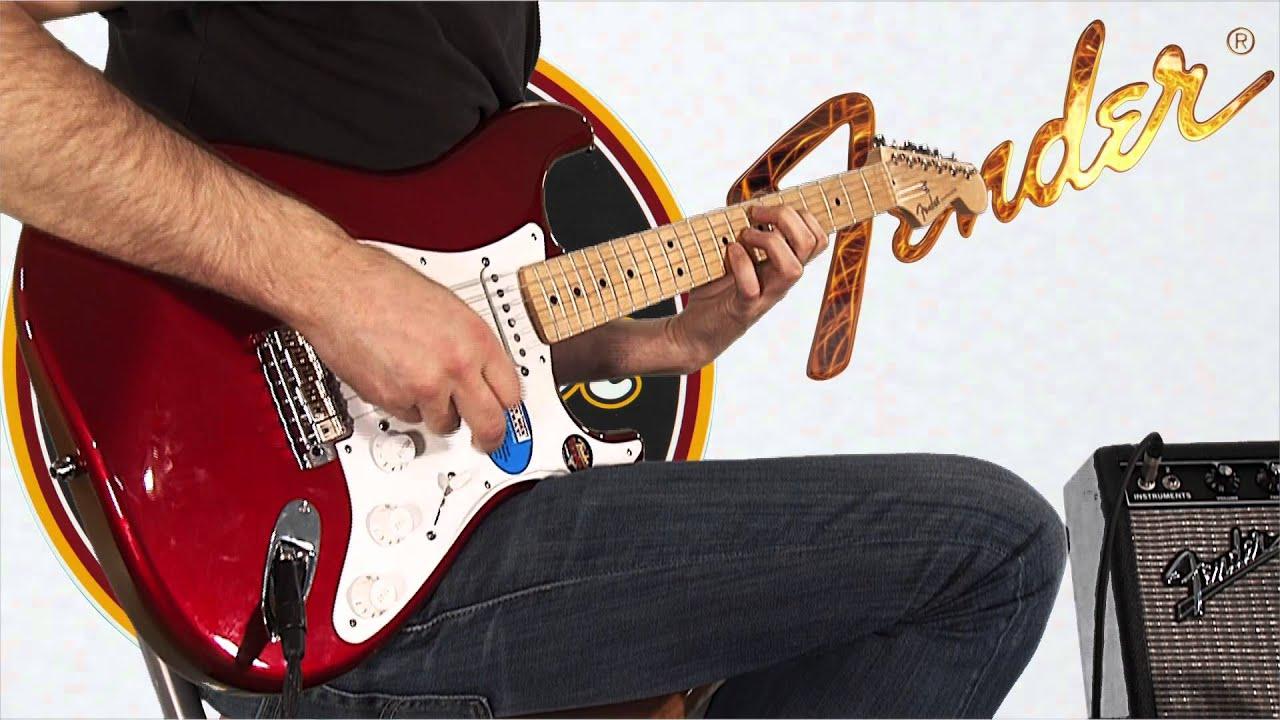 Fender Jimmie Vaughan Tex Mex Strat    Stratocaster
