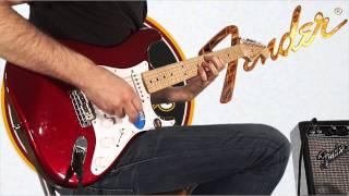 Fender Jimmie Vaughan Tex Mex Strat / Stratocaster