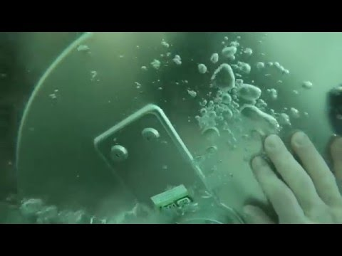Aqua Clean — Underwater cleaning vessels from fouling