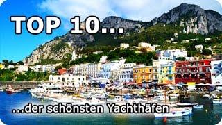 10 der schönsten Yachthäfen Europas