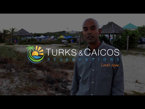 Turks and Caicos Fish Fry Festival Event