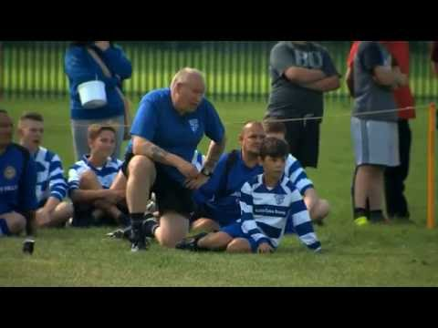 Boy 10 survives heart attack thanks to ref