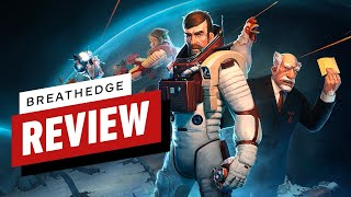 Breathedge Review (Video Game Video Review)