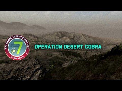 Operation Desert Cobra - 7th MEU