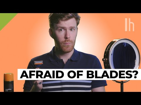 How to Shave with a Manual Razor if You're Too Scared to Try | Basic Life Skills