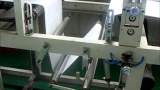 Automatic String Drawing Bag and Shoe Bag Machine Thumbnail