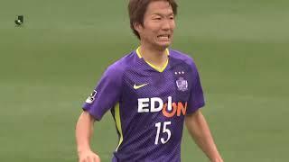 2018年3月18日(日)に行われた明治安田生命J1リーグ 第4節 広島vs磐...