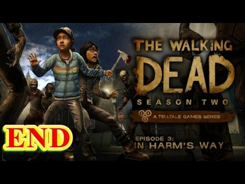 The Walking Dead: Season 2 - Episode 3: In Harm's Way - BRUTAL BLOODY ENDING!