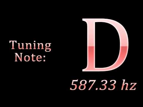 Tuning Note: D