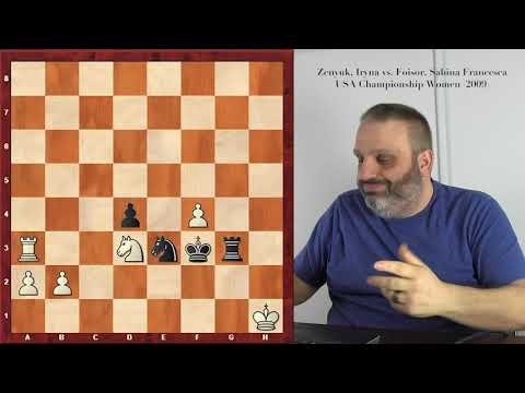 Endgames with King Marches, with GM Ben Finegold