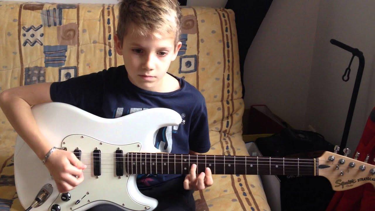 La Marseillaise a la guitare - YouTube