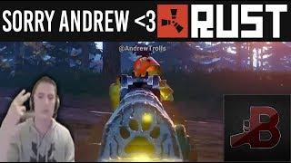 Sorry Andrew - Rust
