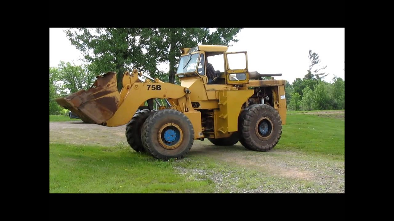 1973 michigan 75c wheel loader for sale sold at auction july 17