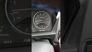 BMW 116i problème démarrage a froid