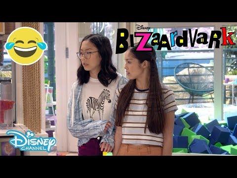 Bizaardvark | SNEAK PEEK: Welcome to the House! | Disney Channel UK