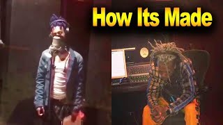 How every XXXTENTACION song is made in 4 Minutes...