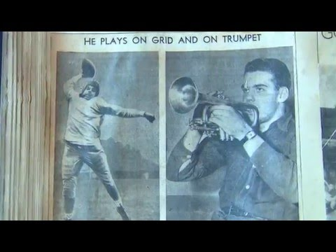 Big Ten Icons: Otto Graham 3