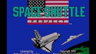 Space Shuttle Project Part 2 / Space Station Freedom