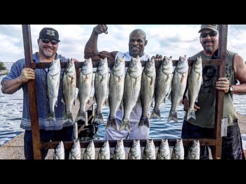 Fishing with Ronnie Coleman & Brian Dobson | BigJsExtremeFitness