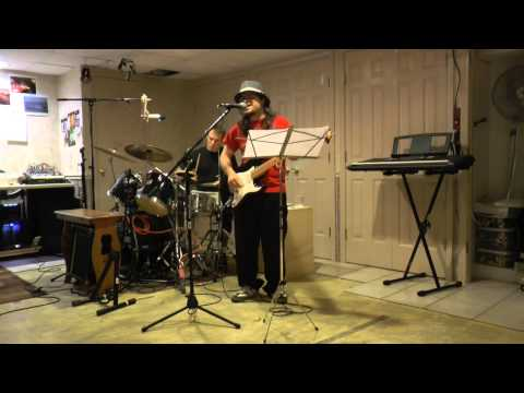 """""""You Got Lucky"""" Tom Petty cover - Osvaldo Paese with Brandon Schmidt on Drums"""