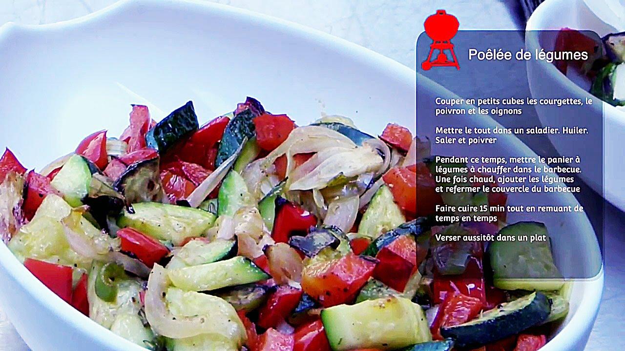 7a3bbe70898 Poêlée de légumes au barbecue  REPORTAGE GRILL ACADEMY WEBER  - YouTube