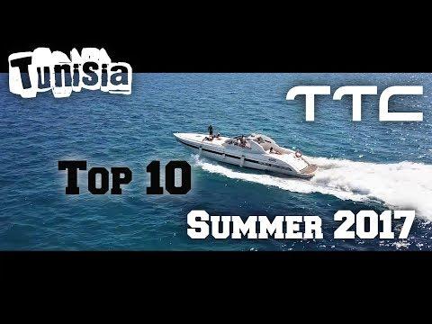 Top 10 Summer Songs 2017 - Tunisia