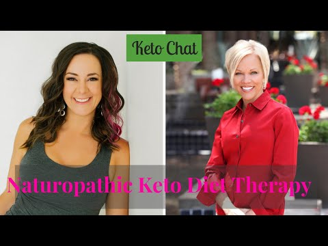 Keto Chat Episode 85: Naturopathic Keto Diet Therapy