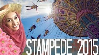 STAMPEDE 2015 | maliika