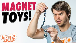 And The Best Magnetic Balls Are...?