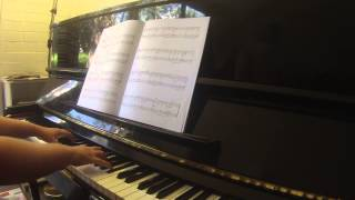 Chant by Pam Wedgwood Up-Grade piano grades 1-2